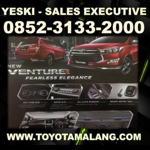 Toyota Malang Dealer Innova Venturer