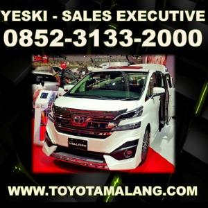 Toyota Auto 2000 Malang Vellfire Limited