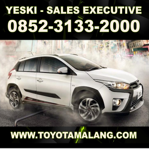 Toyota Malang Yaris Heykers