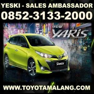 New Yaris 2018 Baru - Toyota Malang